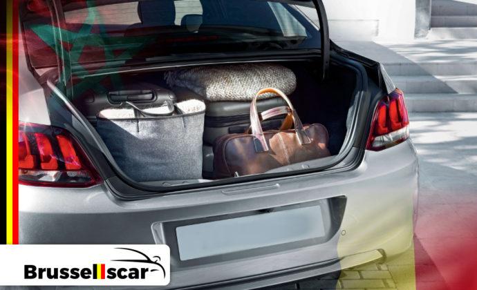 voiture de location à Agadir et Marrakech Berline Peugeot 301 diesel 5 places pas cher chez Brusselscar