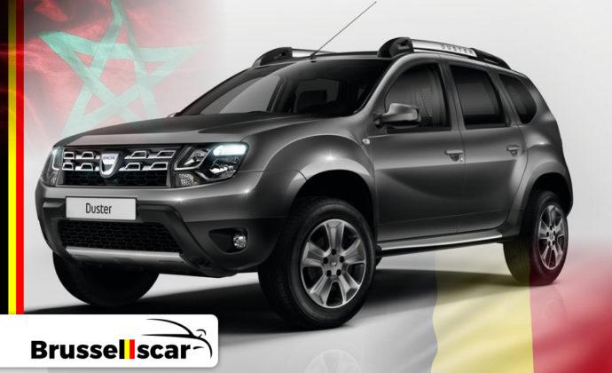 location de voiture Dacia Duster – Agadir et Marrakech